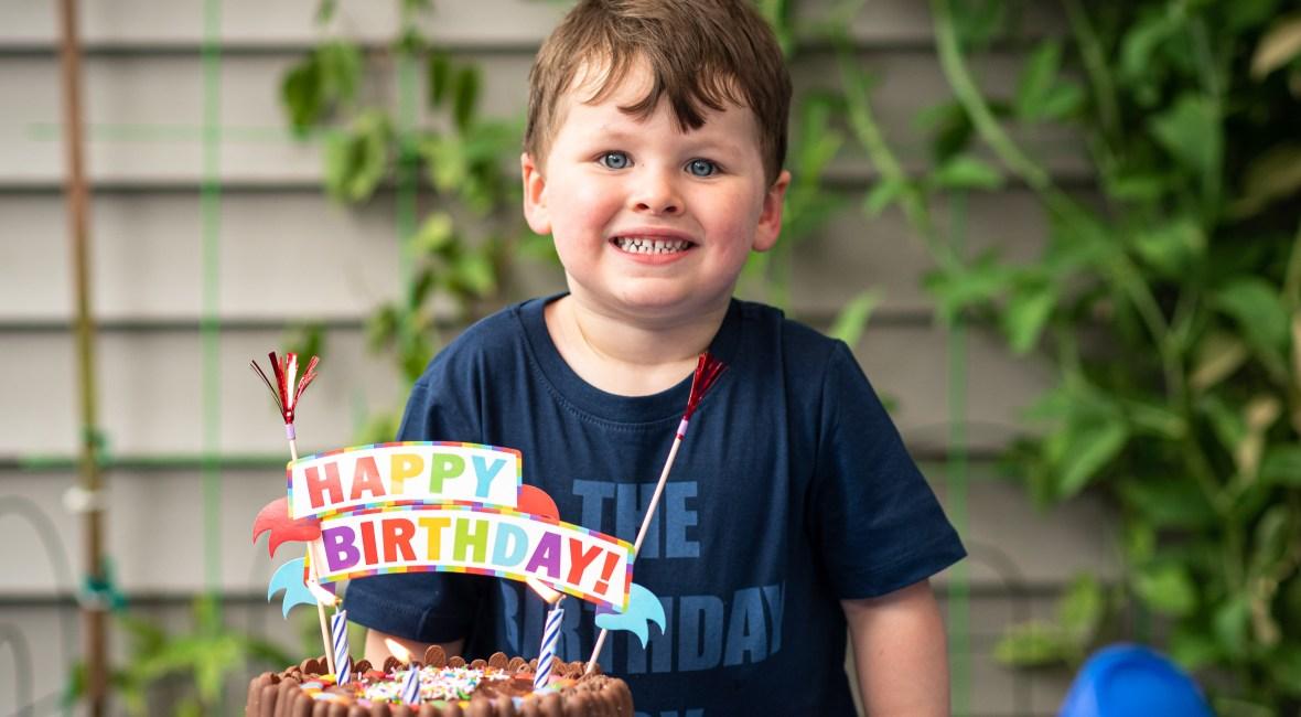 My 3 Year Old's Birthday Wish List